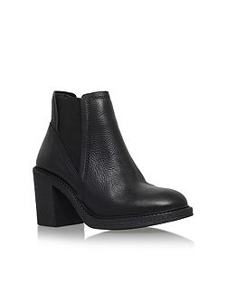 Sparl high block heel ankle boots