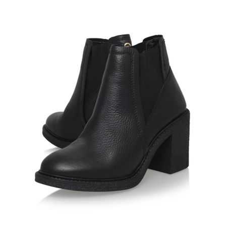 Carvela Sparl high block heel ankle boots