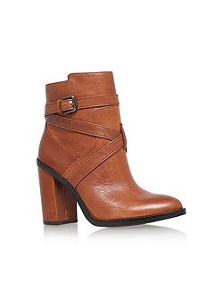Gravell high heel ankle boots
