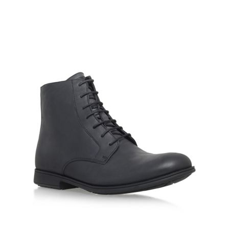 Camper Mil3 eye bt lace up ankle boot