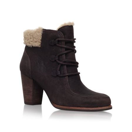 UGG Analise lace up ankle boots