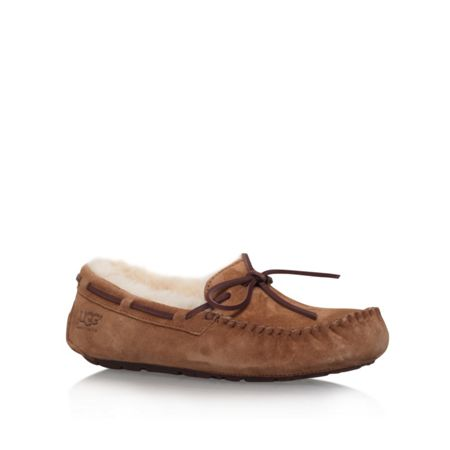 UGG Dakota flat slip on loafer slippers