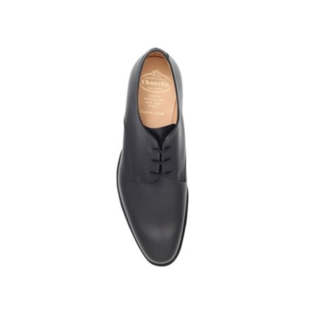 Church Oslo c derby flat lace up shoes