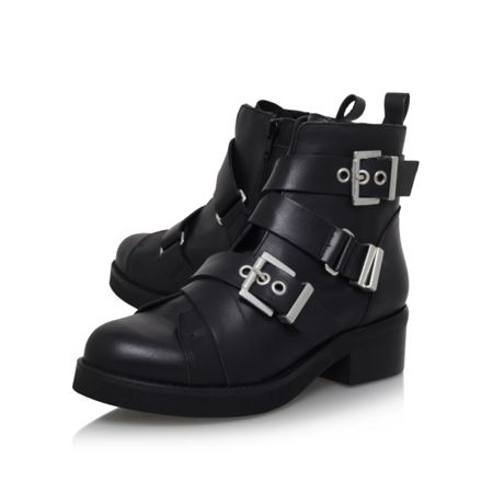 Carvela Skill low heel ankle boots