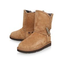 Meadow fur lined boots
