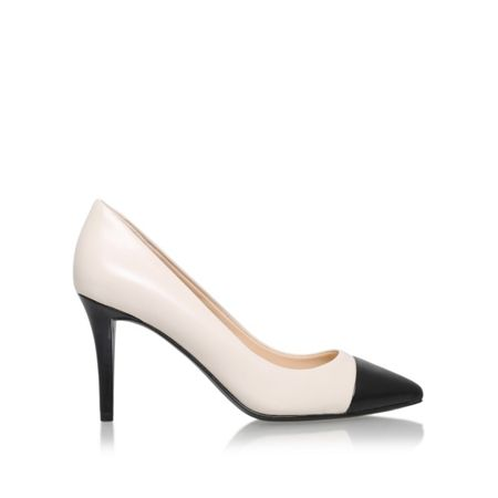 Nine West Pano high heel court shoes