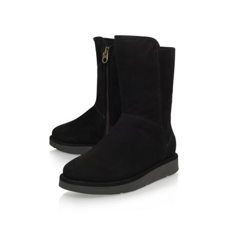 UGG Abree short fur lined boots