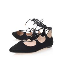 Carvela Lucky flat ballerina pumps