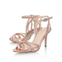 Lyra high heel strap sandals
