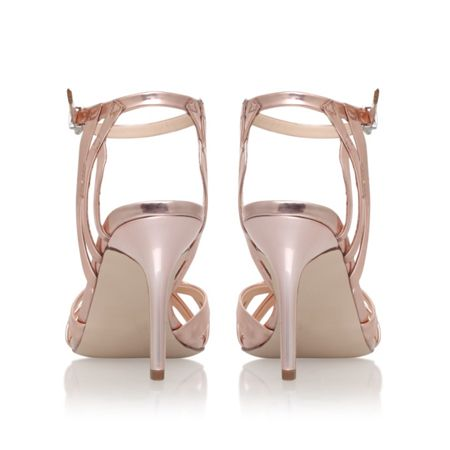 Carvela Lyra high heel strap sandals