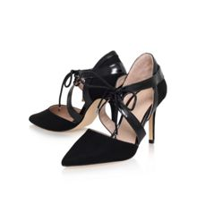 Carvela Klamp lace up court shoes