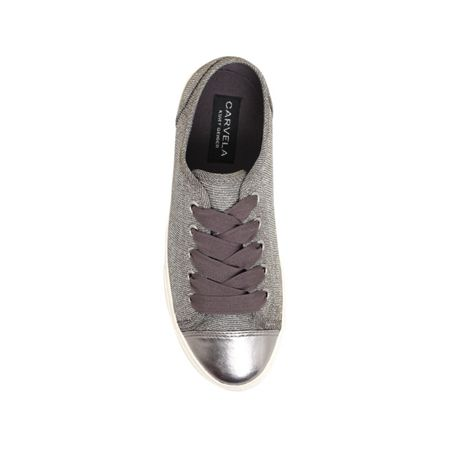 Carvela Mexx flat lace up sneakers