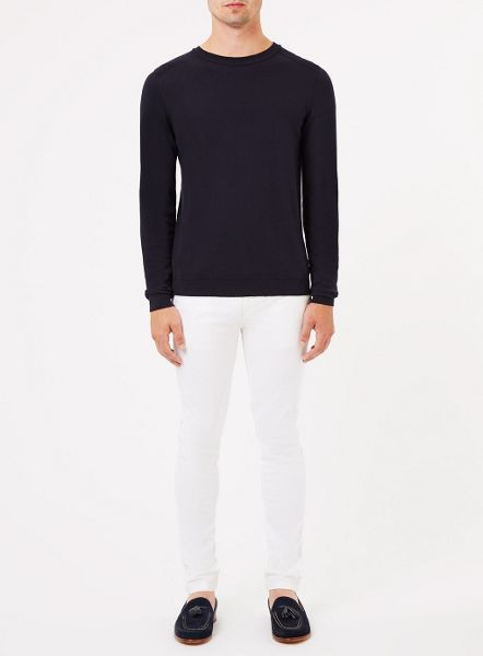 Topman Stretch Skinny Chino