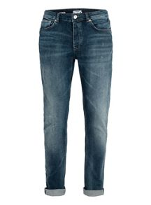 Topman Stretch Slim Jeans