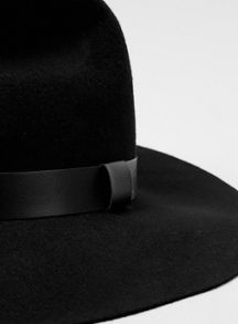 Topman Tall crown puritan hat
