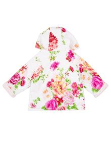 Monsoon Baby Girls Newborn Reversible Jacket