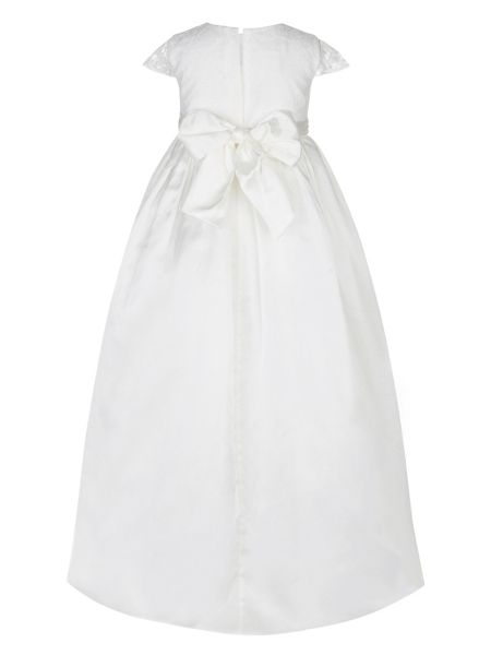 Monsoon Baby Girls Drew Christening Dress
