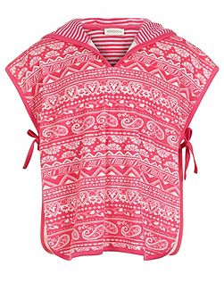 Baby Girls Ziani Towelling Coverup