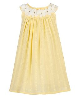 Baby Girls Daisy Beach Dress