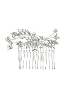Accessorize Amelia crystal hair comb