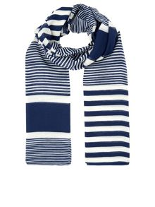 Accessorize Stripe scarf