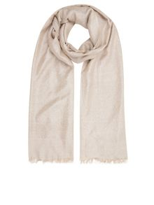 Accessorize All over metallic stole
