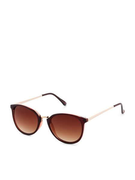 Accessorize Coralie round sunglasses