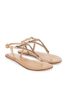 Accessorize Cleo chain sandals