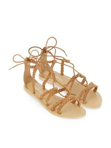 Accessorize Maddox lace up sandals