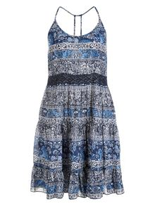 Accessorize Kalani lace insert cami dress