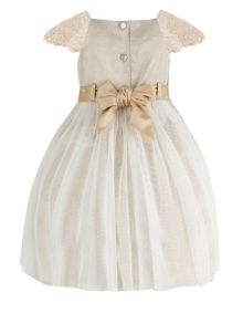 Monsoon Baby Girls Estella Dress
