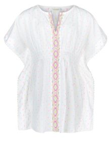 Monsoon Girls Eleanor Beach Kaftan