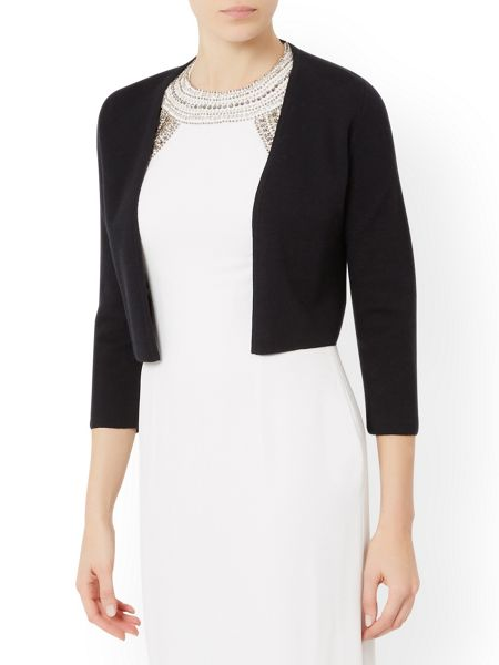 Monsoon Serenity Structured Shrug