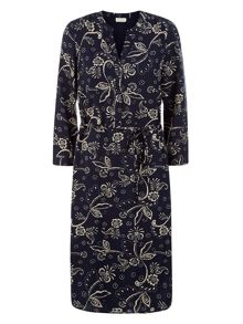 Monsoon Waltzing Print Tunic Dress
