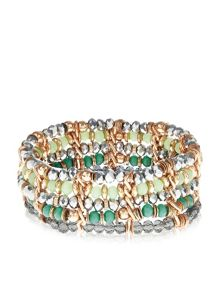 Accessorize Sophia single stretch bracelet
