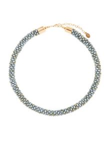 Accessorize Sparkle bobble necklace