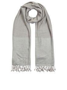 Accessorize Jacquard border stole