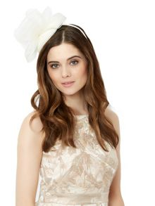 Accessorize Elizabeth braided crin fascinator