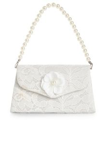 Monsoon Girls Lucy Lace Mini Bag