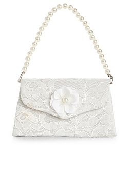 Girls Lucy Lace Mini Bag