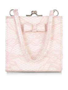 Monsoon Girls Olivia Lace Frame Bag