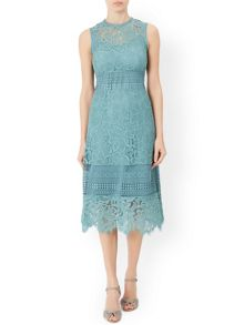 Monsoon Sienna Lace Dress
