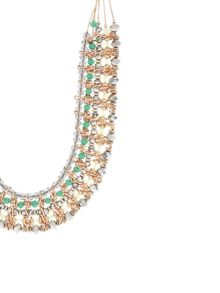 Accessorize Sophia beaded statement collar