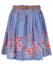 Monsoon Girls Elysia Rose Skirt