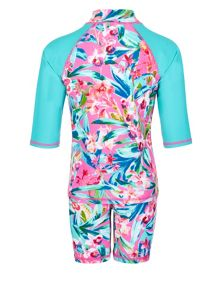 Monsoon Girls Honolulu Surfsuit