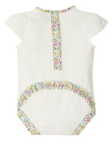 Monsoon Newborn Girl Bunny Bodysuit