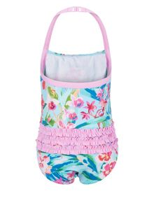 Monsoon Baby Girls Honolulu Swimsuit