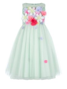 Monsoon Girls Cecile Dress