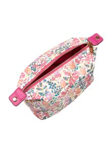 Accessorize Summer floral make up bag