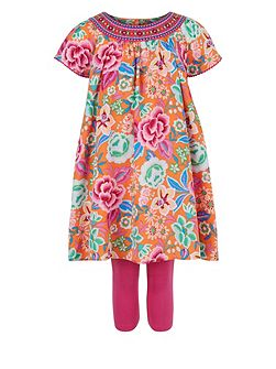 Girls Glamazonia Tunic Set